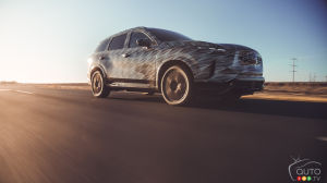 A 9-Speed Automatic Transmission for the 2022 Infiniti QX60