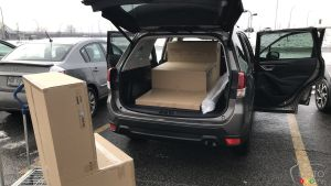 2021 Subaru Forester Long-Term Review, Part 3: Cramming It All In