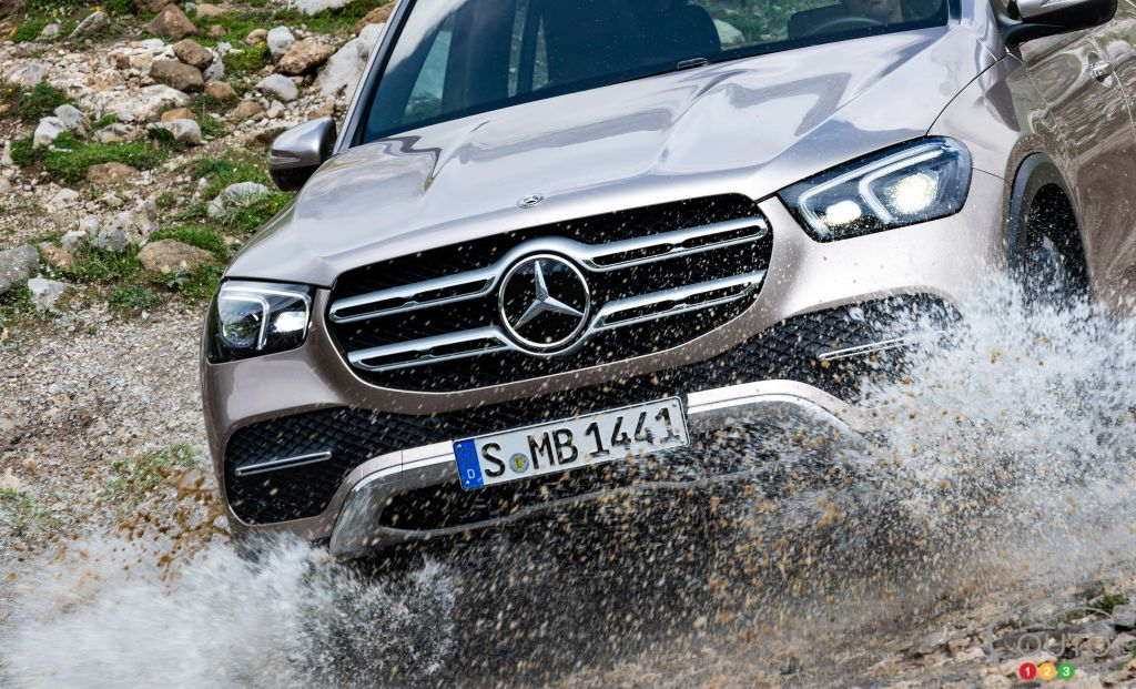 Mercedes-Benz Recalling 1.3M Vehicles Over eCall Glitch
