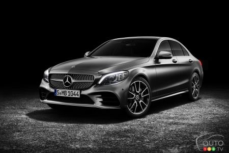 4 Cylinders Only for the Next Mercedes-Benz C-Class