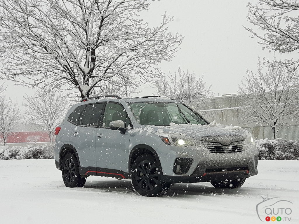 Subaru Preparing Variants Even More Focused on Off-Roading
