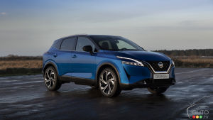 Nissan Presents its New 2022 Qashqai for Europe