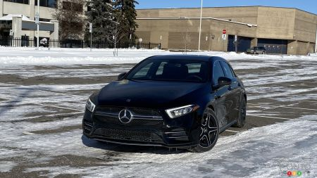 2021 Mercedes-Benz A35 AMG Hatch Review: Reasonably Priced AMG Goodness