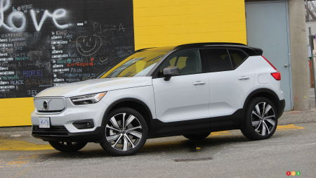 2021 Volvo XC40 Recharge First Drive: A Good Transition