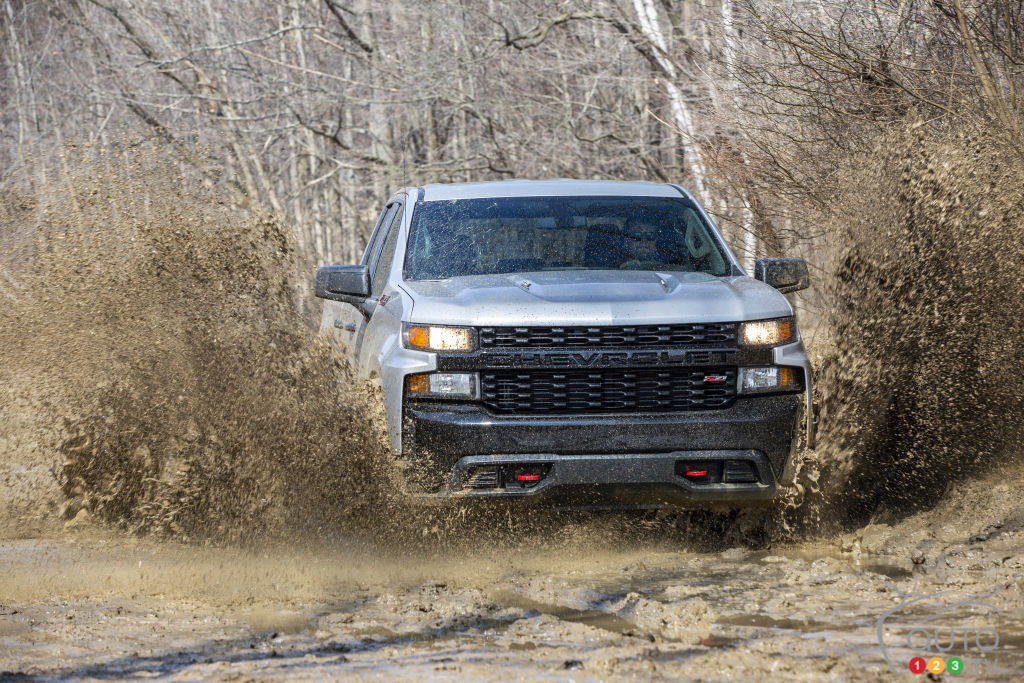A Chevrolet Silverado ZR2 in 2022?