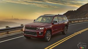 Jeep Announces Pricing for New 2021 Grand Cherokee L