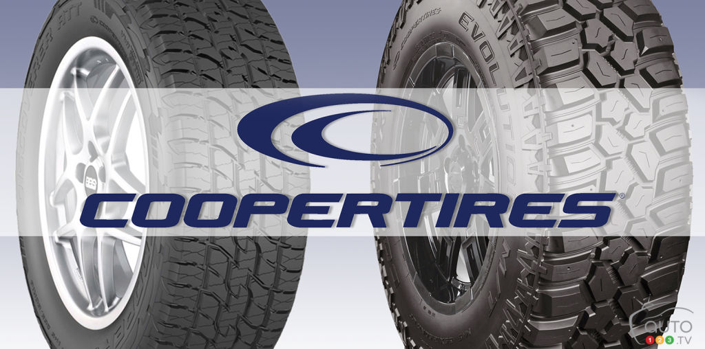 Cooper Recalling 430,000 Pickup and SUV Tires