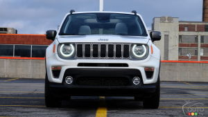 Jeep Might Be Considering a New Sub-Renegade Mini-SUV