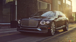Bentley Recalls... One Vehicle