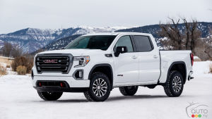 GMC Sierra 1500 AT4 Diesel