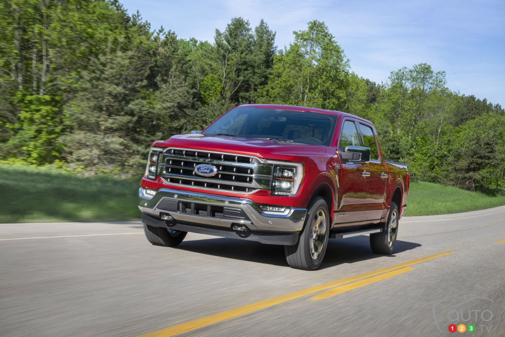 New 2021 Ford F-150 Trucks Delivered With Rusty Parts?