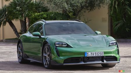 Porsche Looking at More Taycan Variants, Including a 2-Door Convertible Version