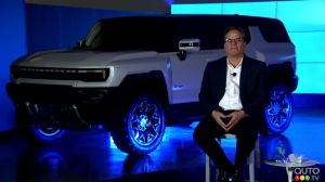 Hummer EV SUV to be unveiled April 3