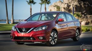Nissan Recalling Over 854,000 Sentras Over Brake Light Problem