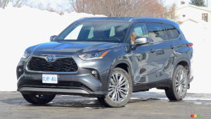 2021 Toyota Highlander Hybrid Review: When 4 Doesn't Add up to 6
