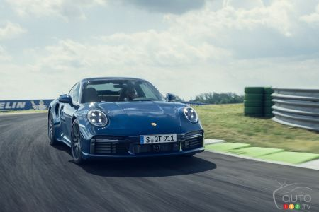 Porsche 911: Combustion Engine to Stay At Least Until 2030