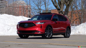 2022 Acura MDX Review: Once an Avatar, Always an Avatar