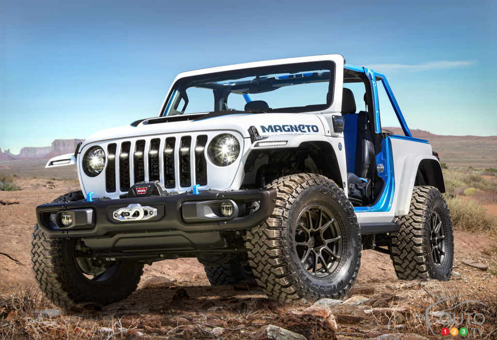 Jeep Is Back With its Easter Safari in Moab