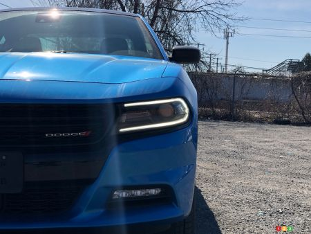 A New Security Mode for the Dodge Charger and Challenger