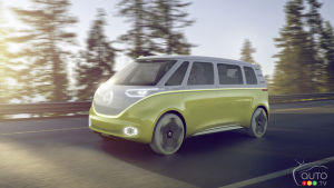 Volkswagen ID.Buzz Confirmed for 2023