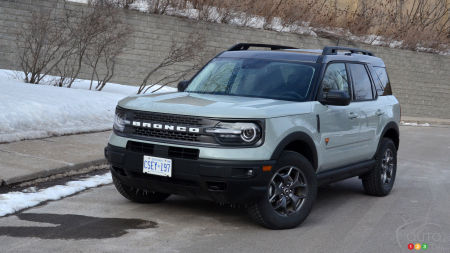 2021 Ford Bronco Sport Review: A Compromise Solution