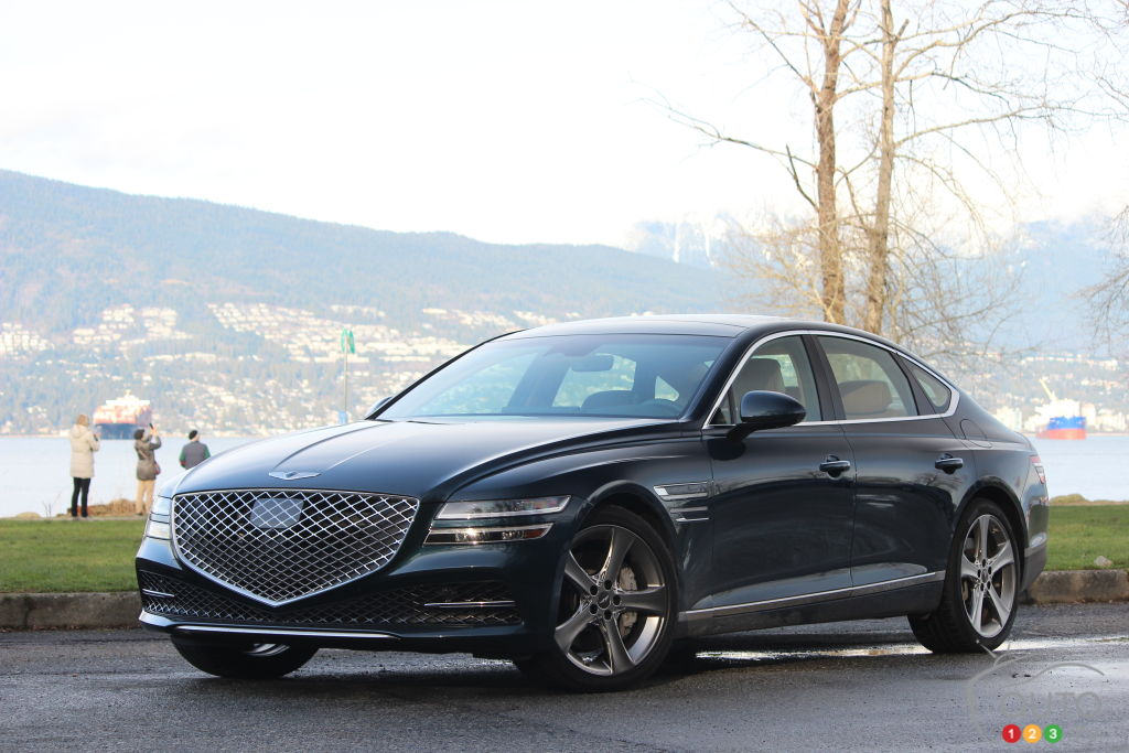 2021 Genesis G80: 10 Things Worth Knowing