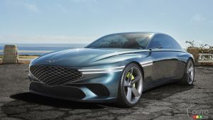 The Genesis X Concept Is a Coupe We Want to See Happen
