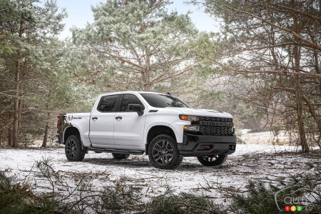 An Electric Chevrolet Silverado Will Definitely Happen