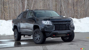 Chevrolet Colorado ZR2 Midnight Edition 2021