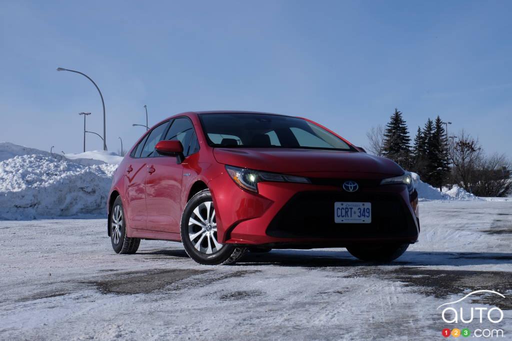 Essai de la Toyota Corolla hybride 2021 : là pour rester