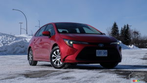 2021 Toyota Corolla Hybrid Review: Here to Stay
