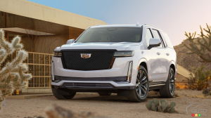 An Electric Cadillac Escalade by 2024?
