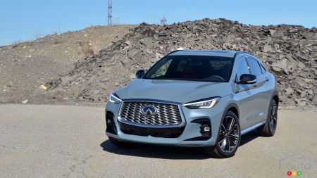 2022 Infiniti QX55: 10 Things Worth Knowing