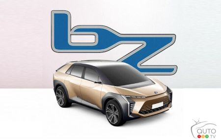 Toyota's Electric Vehicles to Be Tagged BZ