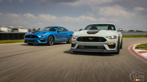 Ford's Mustang Is the World's Best-Selling Sports Coupe, for a 6th Straight Year