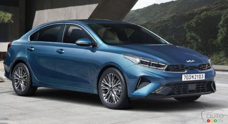 Kia's Forte Could Become the K3 in 2022
