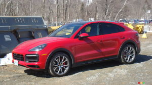 2021 Porsche Cayenne GTS Coupe Review: Porsche's Three Most Beautiful Letters