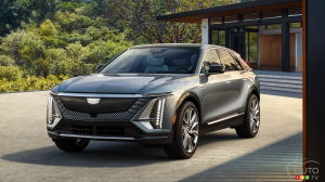 2023 Cadillac Lyriq Production Version Presented, Pricing Announced