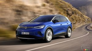 Volkswagen ID.4 Named 2021 World Vehicle of the Year