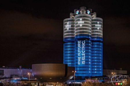 BMW Says It Will Have Solid-State Battery Vehicles By 2030