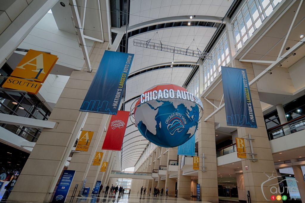 Chicago Auto Show Now Scheduled for July
