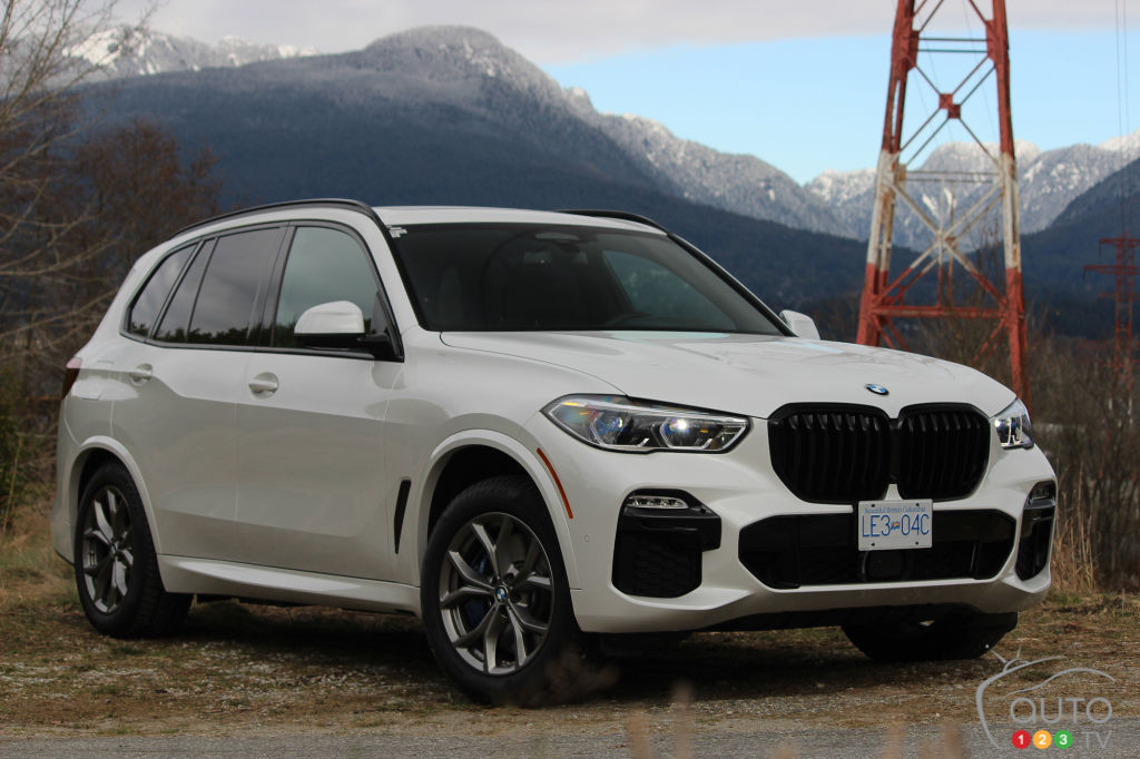 2021 BMW X5 xDrive45e PHEV Review: Value Proposition