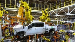GM Pickup Truck Production in Oshawa to Start Early