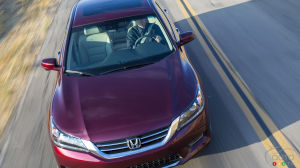 NHTSA Is Investigating 1.1 million Honda Accords Over Steering Issue