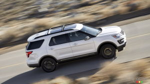 Faulty Roof Rail Covers: Ford Recalls 660,000 Explorers