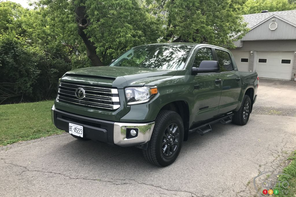 2021 Toyota Tundra Long-Term Review, Part 1 of 3