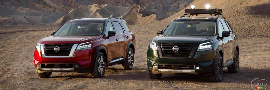 Nissan Canada Announces Pricing for the Revised 2022 Pathfinder