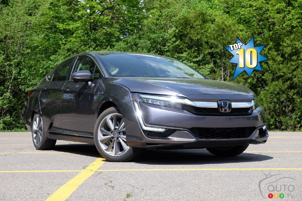 Here Are the Top 10 Least-Polluting New Vehicles in Canada