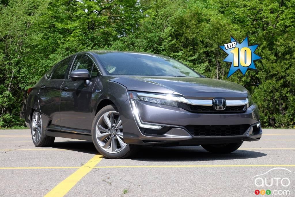Voici les 10 véhicules neufs les moins polluants au Canada