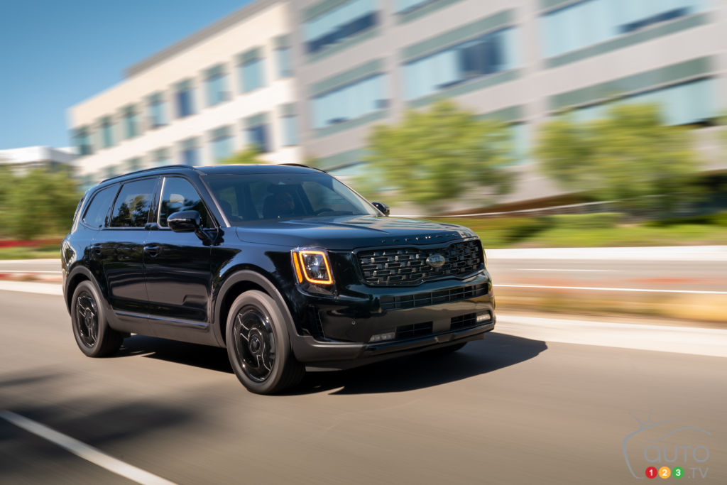 The Best SUVs in 2021, As Chosen by Consumer Reports: Kia Telluride on Top